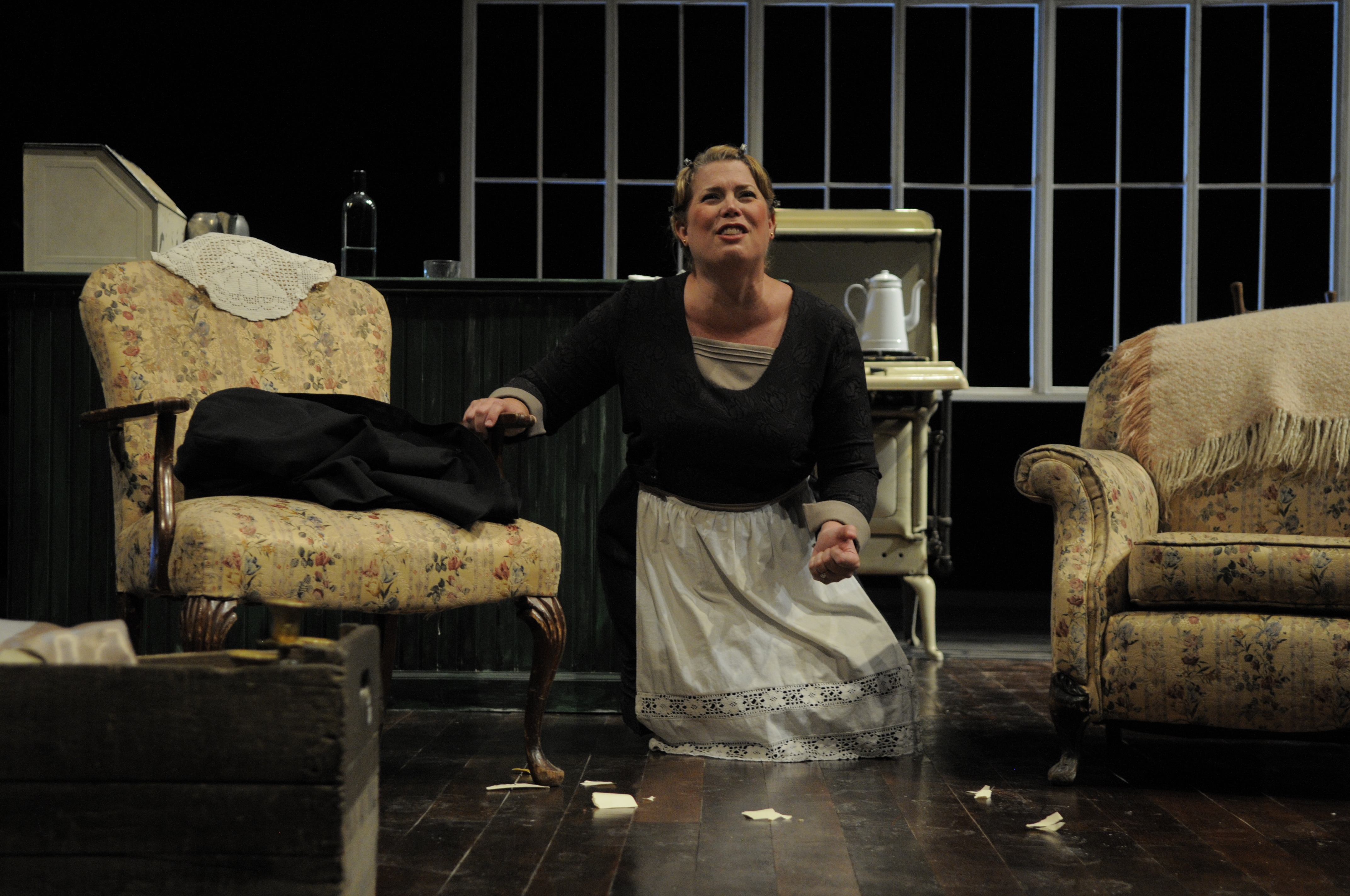 an analysis of the story before breakfast by eugene oneill Long day's journey into night is a drama play in four acts written by american playwright eugene the story deals with the mother's eugene o'neill's.