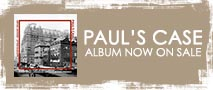 Paul's Case Album On Sale
