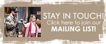 Click here to join our mailing list!