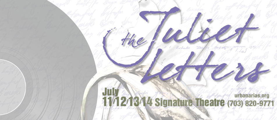 The Juliet Letters July 11 - 14